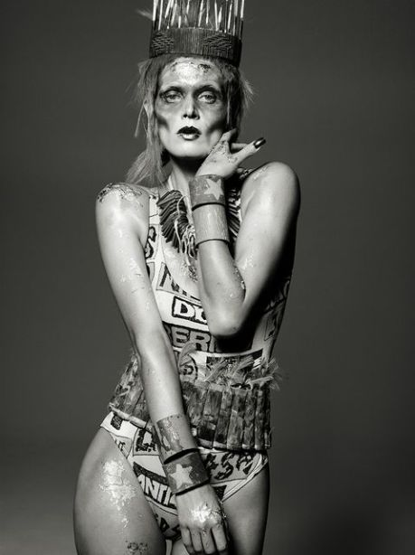 Malgosia Bela by Aaron Ward for Lets Panic Magazine No.1_3